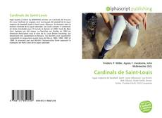 Copertina di Cardinals de Saint-Louis