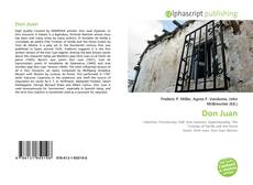Bookcover of Don Juan