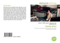 Bookcover of Reality Bites