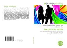 Copertina di Doctor Who Serials