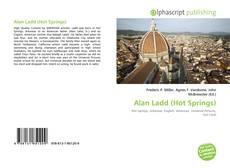Alan Ladd (Hot Springs) kitap kapağı