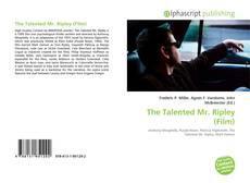 The Talented Mr. Ripley (Film) kitap kapağı