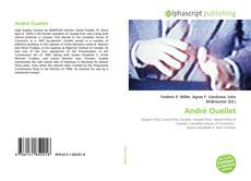 Bookcover of André Ouellet