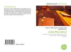 Bookcover of Judas Maccabeus