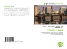 Buchcover von Cherokee, Iowa