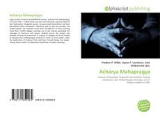 Bookcover of Acharya Mahapragya