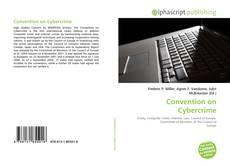 Convention on Cybercrime kitap kapağı
