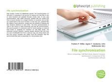 Borítókép a  File synchronization - hoz