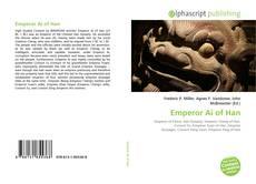 Copertina di Emperor Ai of Han