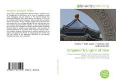 Capa do livro de Emperor Gengshi of Han
