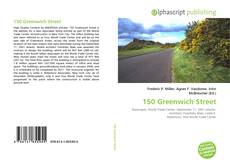 Bookcover of 150 Greenwich Street