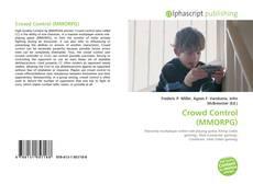 Couverture de Crowd Control (MMORPG)