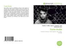 Bookcover of Traite Arabe