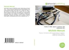 Bookcover of Michele Mercati