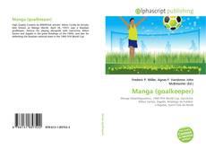 Bookcover of Manga (goalkeeper)