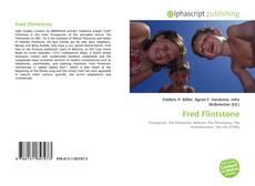 Bookcover of Fred Flintstone
