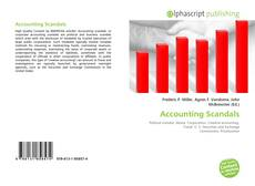 Bookcover of Accounting Scandals