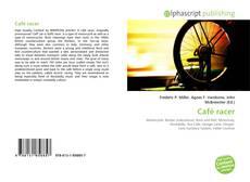 Обложка Café racer