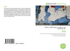 Rila kitap kapağı