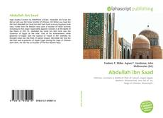 Обложка Abdullah ibn Saad