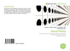 Buchcover von Actual Infinity