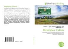 Portada del libro de Kensington, Victoria