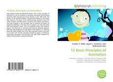 Capa do livro de 12 Basic Principles of Animation