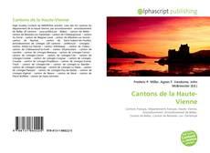 Copertina di Cantons de la Haute-Vienne