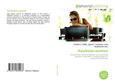 Bookcover of Hawksian woman