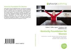 Kentucky Foundation for Women kitap kapağı
