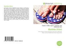 Matilda (Film) kitap kapağı