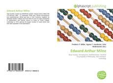 Bookcover of Edward Arthur Milne