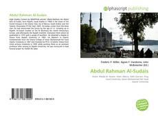 Bookcover of Abdul Rahman Al-Sudais