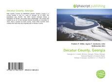 Bookcover of Decatur County, Georgia