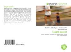Bookcover of Single-parent