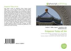 Portada del libro de Emperor Taizu of Jin