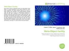 Copertina di Meta-Object Facility