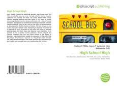 Buchcover von High School High