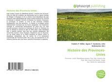 Histoire des Provinces-Unies kitap kapağı