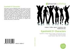 Bookcover of Eyeshield 21 Characters