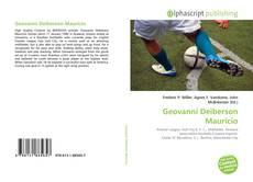 Geovanni Deiberson Maurício kitap kapağı
