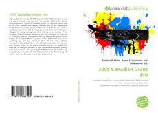 Capa do livro de 2005 Canadian Grand Prix