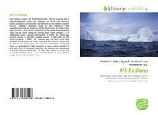 Portada del libro de MS Explorer