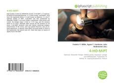 Capa do livro de 4-HO-MiPT