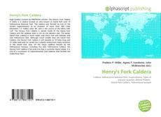 Capa do livro de Henry's Fork Caldera