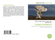 Bookcover of Imagery intelligence