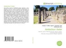 Couverture de Antiochus I Soter