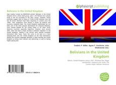 Bolivians in the United Kingdom的封面