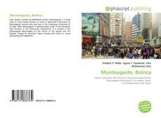Capa do livro de Monteagudo, Bolivia