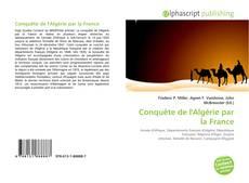 Capa do livro de Conquête de l'Algérie par la France